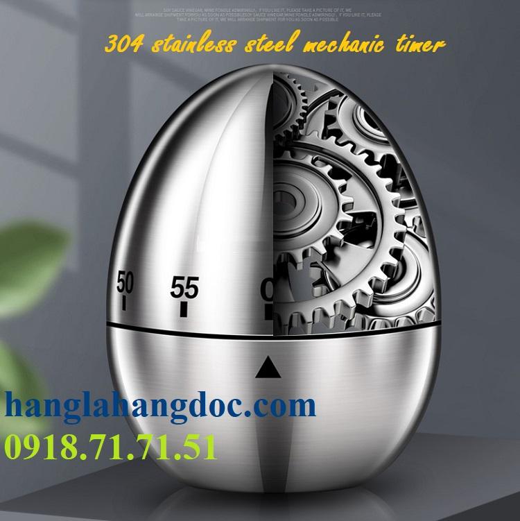 Đồng hồ nhà bếp hình trứng, táo, UFO, núi lửa thương hiệu Schindler