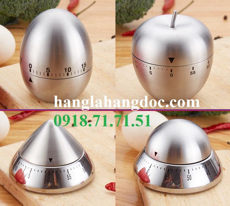 Đồng hồ nhà bếp hình trứng, táo, UFO, núi lửa thương hiệu Schindler - 2