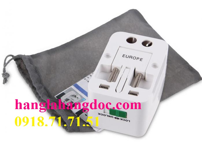 O cam da nang du lich co cong usb travel adapter gia re - 14