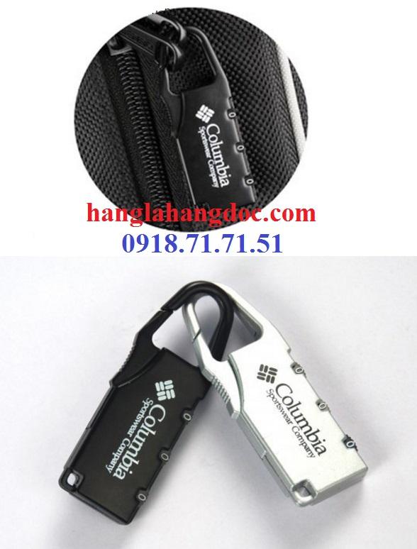 Ổ khóa số balo, vali, hành lý; dây khóa mã số Tonyon thép sợi chống cắt, giá rẻ - 11
