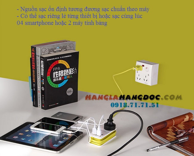 O cam da nang du lich co cong usb travel adapter gia re - 27