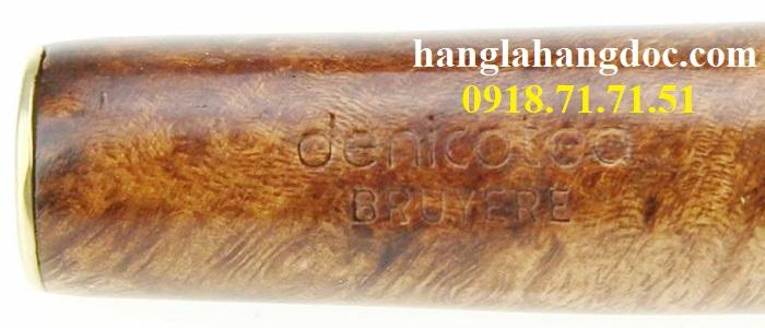 Tẩu hút thuốc lá điếu khử độc Denicotea 20243 Đức gỗ thạch nam cao cấp - 7