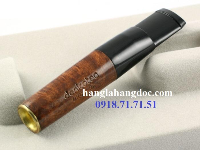 Tẩu hút thuốc lá điếu khử độc Denicotea 20243 Đức gỗ thạch nam cao cấp