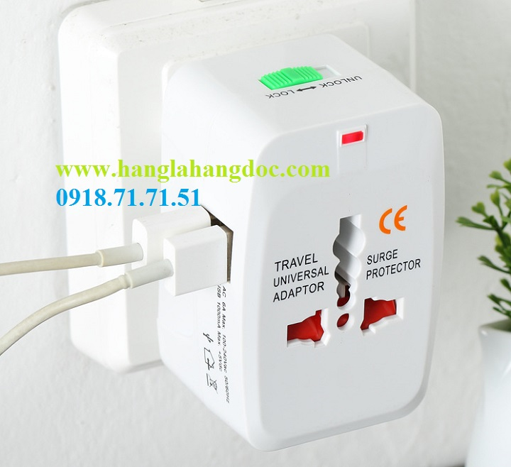 O cam da nang du lich co cong usb travel adapter gia re - 17